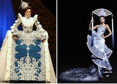 Guo Pei's The Arabian 1002nd Night Haute Couture Show - World of Wonder
