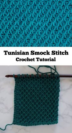Crochet Tunisian Smock Stitch Source by susannavogdt Our Reader Score[Total: 0 Average: Related photos:Moss Stitch Crochet Tutorial (Linen Stitch, Woven Stitch, Granite Stitch) Tunisian Crochet Patterns, Tunisian Crochet Stitches, Knitting Patterns, Crochet Afghans, Crochet Tutorial, Crochet Instructions, Love Crochet, Crochet Hooks, Knit Crochet
