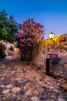 Monemvasia, Greece Country Roads