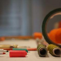 #manufakturfink #textiledesign #stellwerk #basel #yarn