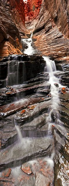 #Waterfalls at Karijini, #Australia http://www.flickr.com/photos/bryceworld/5497949324/in/photostream/