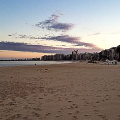 Pocitos, Montevideo, Uruguay.
