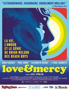 Love & Mercy, la véritable histoire de Brian Wilson des Beach Boys - la…