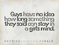 So Very True...They Have No Idea...