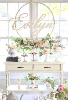 Sweet Autumn 100th Day Tea Party on Kara's Party Ideas | KarasPartyIdeas.com (20)