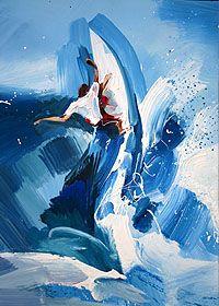 Vincenzo Ganadu | COTW Surf Artist