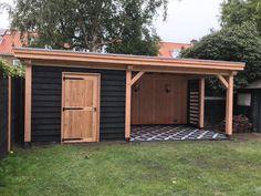 Garden Design Layout - New ideas Backyard Office, Backyard Patio Designs, Backyard Retreat, Modern Backyard, Jacuzzi, Carport Patio, Pergola Plans, Outdoor Garden Rooms, Terrace Garden