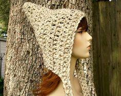 Crochet Pixie Hat Pattern