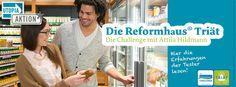 Reformhaus Triät -  Los geht's! Ein Erfahrungsbericht im Blog   Utopia.de