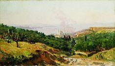 İstanbul-Fausto Zonaro-vallata nisantasi