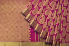 Shopzters | 8 Spectacular Motifs That Rule The World Of Silk Sarees!