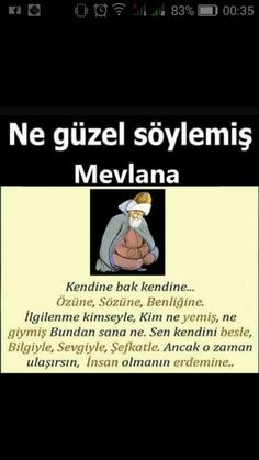 Mevlana Top Quotes, Good Life Quotes, Cool Words, Wise Words, Muslim Pray, Word Sentences, Life Changing Quotes, Allah Islam, Looking For Love