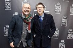 Me and the great Bryan Ferry