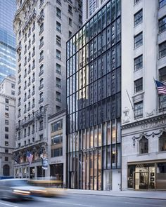 Valentino Flagship Store by David Chipperfield, New York City » Retail Design Blog
