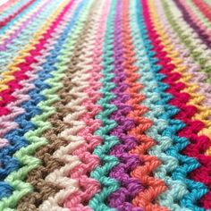fall+crochet | forever autumn crochet blanket stitches Crochet Instagrammed