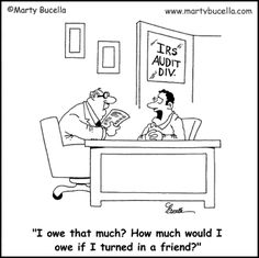 Taxes and Accounting Humor: Need Help? Contact us at Ken Cone CPA… Accounting Jokes, Accounting Firms, Office Humor, Work Humor, Funny Quotes, Funny Memes, Funny Stuff, Loud Laugh