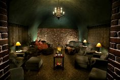 Relaxation Room @ Spa Terra