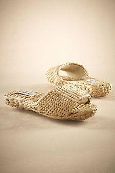 Catalog Spree: Seagrass Slipper - Soft Surroundings