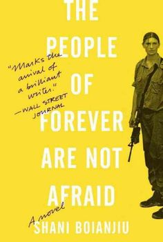 People of forever are not afraid.