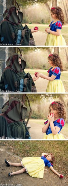 Snow White #Cosplay Baby Cosplay, Cosplay Costumes, Snow White Pictures, Baby Snow White, Like A Boss, Dieselpunk, Halloween Costumes For Kids, Dress Up, Comic Books
