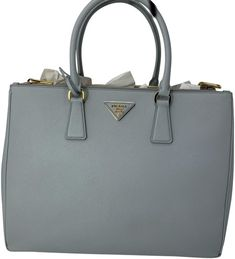 9c20653f6c04 Prada Lux Large Saffiano Granito Leather Satchel - Tradesy Leather Satchel,  Prada, Retail,