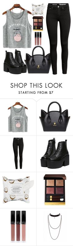 """""""Untitled #1786"""" by anarita11 ❤ liked on Polyvore featuring Sephora Collection and Tom Ford"""