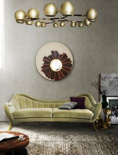 Top 10 Contemporary Rugs for your Living room #interiordesign #rugs See more…