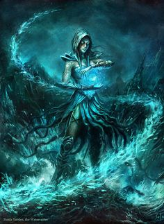 water elemental - Google Search