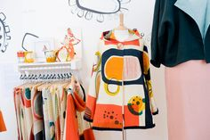 displaying textiles degree show - Google Search