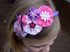Yoyo Headband | Flickr - Photo Sharing!