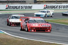 Nelson Piquet drives the BMW M1 Procar. This image is copyright free ...