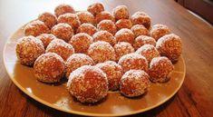 Diétás kókuszgolyó készítése – Recept! Cereal, Muffin, Breakfast, Ethnic Recipes, Food, Diets, Breakfast Cafe, Muffins, Essen