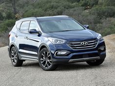 2016 / 2017 Hyundai Santa Fe Sport for Sale in your area - CarGurus Hyundai Cars, Hyundai Vehicles, New Hyundai Santa Fe, Mom Mobile, Crossover Cars, New Cars For Sale, Hyundai Accent, Car Goals, Latest Cars