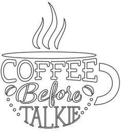 Coffee Break - Coffee Before Talkie_image