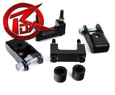 """2006 2010 hummer h3 2 inch front leveling lift kit w 15 shock extenders 4wd - Categoria: Avisos Clasificados Gratis Item Condition: New20062010 Hummer H3 2"""" Front Lift Kit20062010 Hummer H3 4WD Models 2 2"""" Front Lift Spacers 4 Shock Extender Set Instruction Manual Our ROX premium front spacers lifts are Laser Cut from Military Grade Steel and power coated to prevent rusting and corrosion Due to the amount of pressure that is placed on these spacers, we purposely stay away from cheap cast…"""