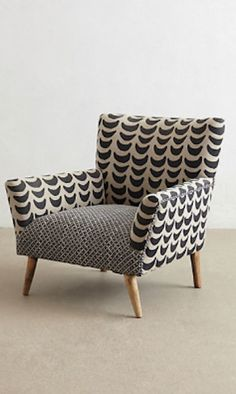 5 Creative And Inexpensive Tricks: Upholstery Seat Couch upholstery headboard bedroom.Vintage Upholstery Annie Sloan upholstery projects step by step.Upholstery Table Home. Home Furniture, Furniture Design, Furniture Chairs, Reupholster Furniture, Funky Furniture, Room Chairs, Vintage Furniture, Patterned Armchair, White Armchair