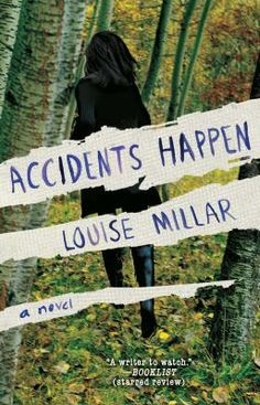 "Accidents Happen by Louise Millar After the critically acclaimed debut, ""Play Date,"" Millar returns strong with another strong suspense building story. Booklist continues to tout Millar as being in the ""top tier of writers of psychological thrillers. New Books, Good Books, Books To Read, Book Lists, The Book, The Help, Psychology, Novels, Shit Happens"