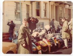 Brighton 1981 Mod Scooter, Lambretta Scooter, Us Army Surplus, Tailor Made Suits, Fred Perry Polo, Italian Scooter, Fishtail Parka, Mod Fashion, Desert Boots