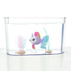 Little Live Pets Little Live Pets Lil Dippers Playset Water Activated Unboxing Unicornsea Walmart Com In 2020 Little Live Pets Playset Pet Fish