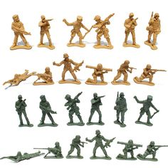 Bag Packed Army Man Set Soldiers Training Military Base From A Batch Of Children Action Toy Figure christmas gift Plastic Toy Soldiers, Plastic Soldier, Green Army Men, Old Things, Things To Come, Buy Bags, Man Set, Classic Toys, Old Toys
