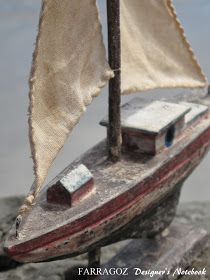 FARRAGOZ: Fancy a spin on my new Sailboat?