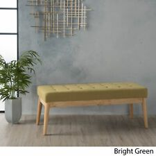 Check out Anglo Modern Mid-Century Fabric Bench