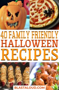 Here are 40 of the best fun family friendly Halloween recipes perfect for kids and adults alike. Celebrate Halloween in style with these fun spooky recipes, including Halloween party appetizers, Halloween treats, Halloween snacks, Halloween dessert recipes and Halloween lunch and dinner recipes. #Halloween #halloweenrecipes #halloweentreats #halloweenappetizers #halloweenparty #halloweenfood Halloween Popcorn, Halloween Party Appetizers, Halloween Desserts, Halloween 2, Halloween Food For Party, Halloween Cupcakes, Halloween Treats, Holiday Snacks, Holiday Dinner