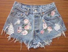 heetheadz.com high waisted cut off denim shorts (35) #highwaistedshorts