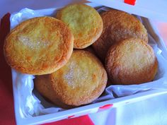 galletas de miel