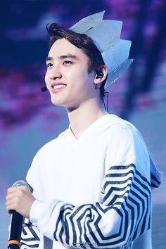 Prince kyungsoo D.O. so adorablee♡ The Lost Planet Concert #exo