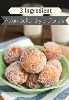 These ridiculously easy chinese donuts require only 3 ingredients these ridiculously easy chinese donuts require only 3 ingredients and taste just like the ones at chinese food recipesasian forumfinder Gallery