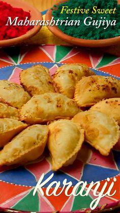 Snacks Recipes, Sweet Recipes, Cooking Recipes, Indian Dessert Recipes, Indian Sweets, Maharashtrian Recipes, Paneer Dishes, Vegetarian Snacks, Chaat