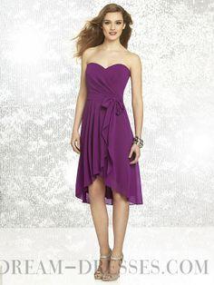 2015 Luxury Sashes / Ribbons Sweetheart Zip-up Knee-length Bridesmaid Dresses