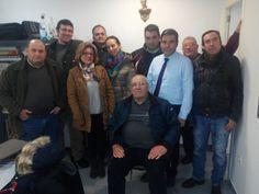 Reunión de trabajo con la A.VV. San José Obrero